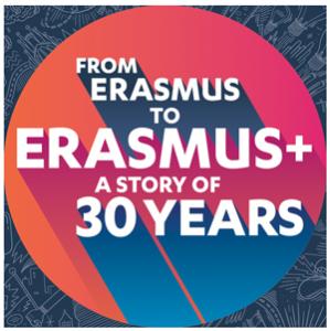 30 years Erasmus